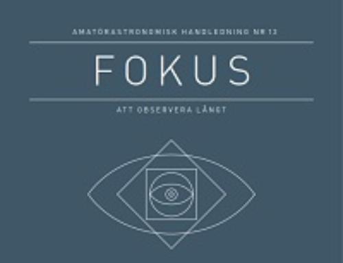 Nytt nummer av Fokus ute nu!